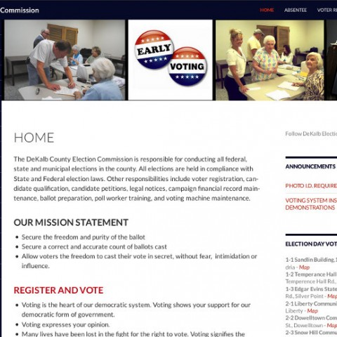 DeKalb Election Commission