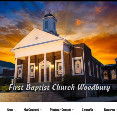 First Baptist Church Woodbury