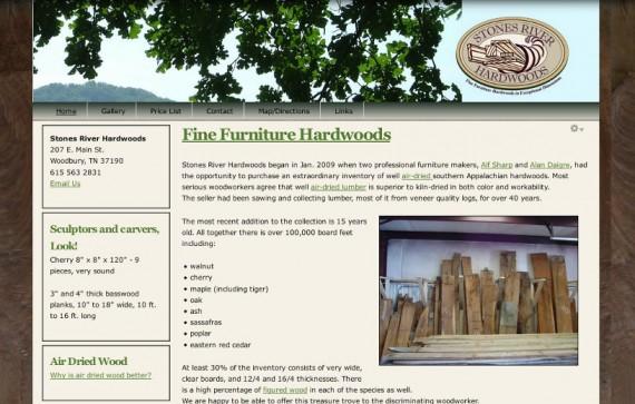 Stones River Hardwoods