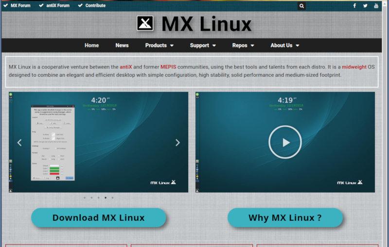 MX Linux Community